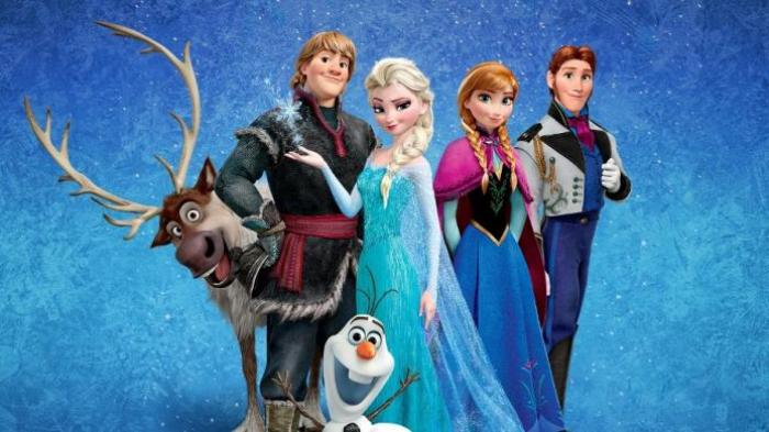 Lirik Lagu 'Let It Go' Soundtrack Film Frozen Terbaru