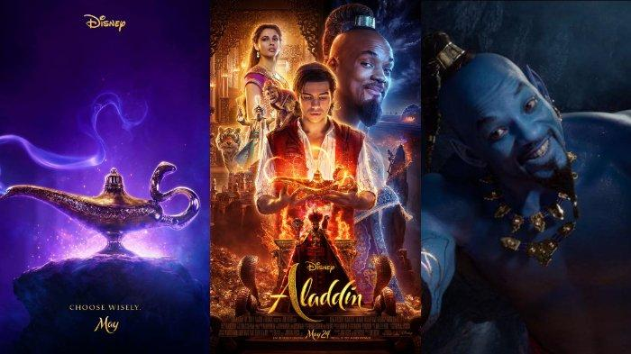 Review Trailer Perdana Aladdin