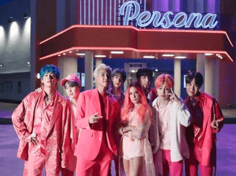 Lirik Lagu Boy With Luv BTS feat Halsey