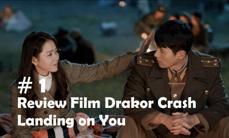 Review Film Drakor Crash Landing on You